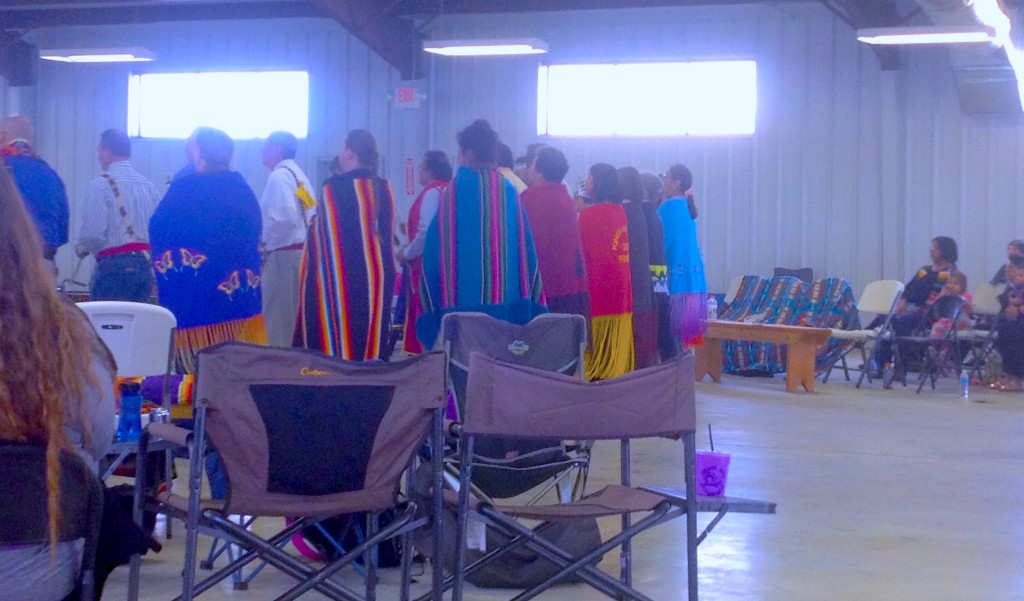 Osage Sovereignty Day Gourd Dance 2016